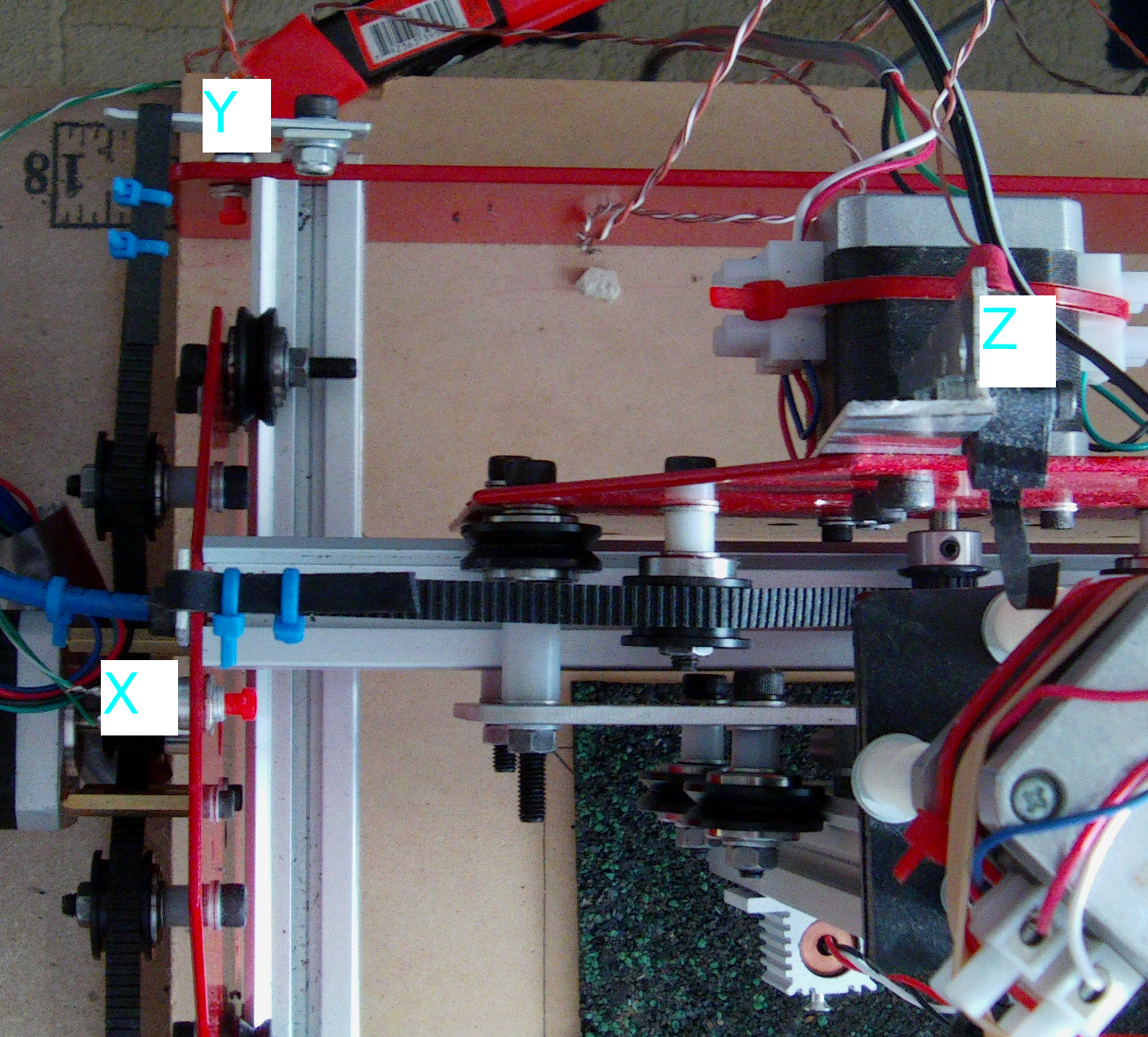 Grbl 0 9g settings for my Shapeoko | Alpharesearch